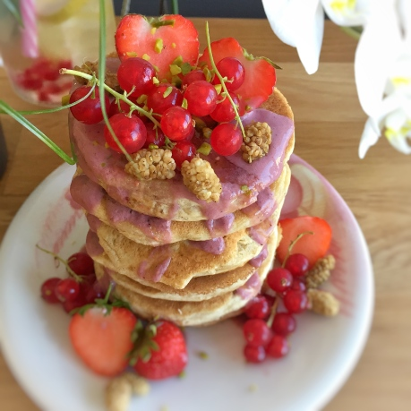 Pancakes healthy